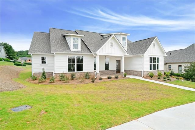 25 Magnolia Circle, Hoschton, GA 30548 (MLS #5974554) :: The Hinsons - Mike Hinson & Harriet Hinson