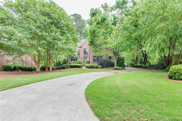 2021 Cockrell Run NW, Kennesaw, GA 30152 (MLS #5993762) :: The Hinsons - Mike Hinson & Harriet Hinson