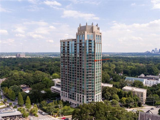 2795 Peachtree Road NE #1801, Atlanta, GA 30305 (MLS #6032260) :: RE/MAX Paramount Properties