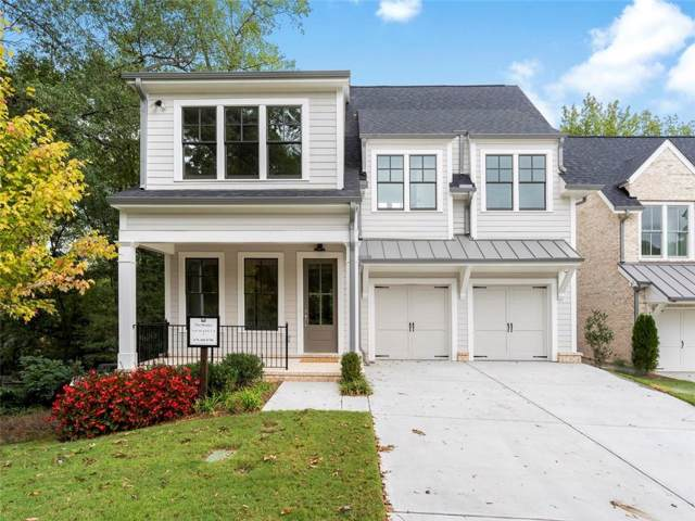 5333 Green Hill Place NE, Atlanta, GA 30342 (MLS #6044344) :: The Realty Queen Team