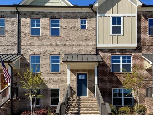 266 Panther Point Lane #2, Lawrenceville, GA 30046 (MLS #6099586) :: North Atlanta Home Team