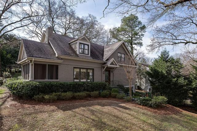 511 Wimbledon Road NE, Atlanta, GA 30324 (MLS #6507591) :: The Zac Team @ RE/MAX Metro Atlanta