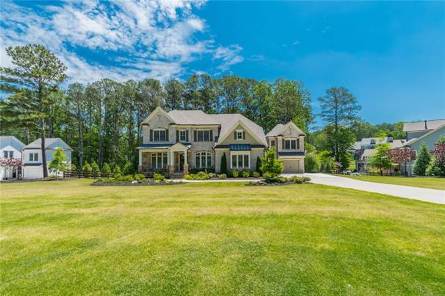 4010 Orchard Way, Milton, GA 30004 (MLS #6563758) :: North Atlanta Home Team