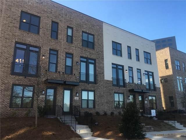 1605 Aldworth Place #51, Atlanta, GA 30339 (MLS #6580974) :: The Heyl Group at Keller Williams