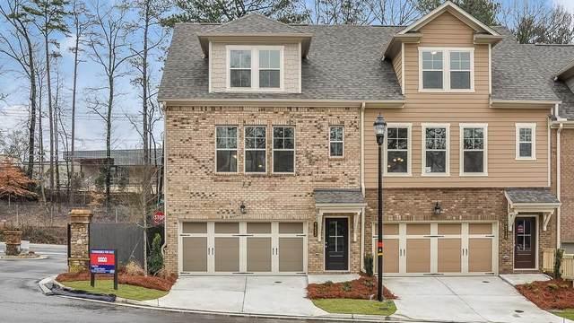 2452 Coosa Valley #32, Atlanta, GA 30339 (MLS #6582667) :: North Atlanta Home Team