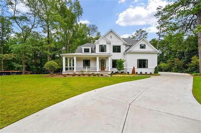 3520 Muirfield Drive, Milton, GA 30004 (MLS #6588979) :: Tonda Booker Real Estate Sales