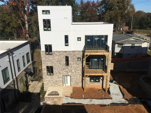 1322 Boyd Avenue, Atlanta, GA 30318 (MLS #6589985) :: The Heyl Group at Keller Williams