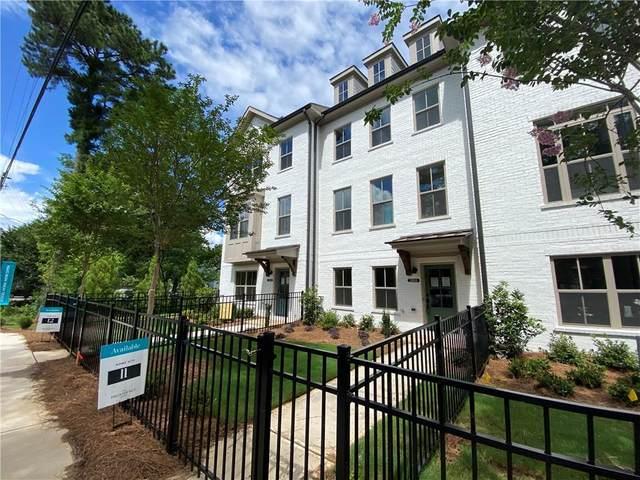 2869 Elmwood Drive #11, Smyrna, GA 30080 (MLS #6637785) :: North Atlanta Home Team