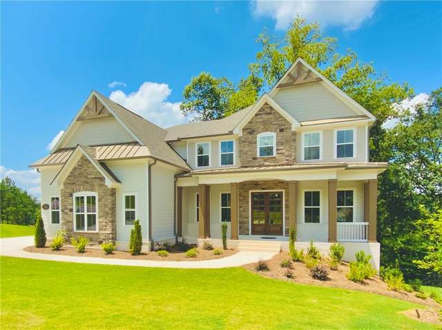 726 Yearling Way, Milton, GA 30004 (MLS #6651428) :: AlpharettaZen Expert Home Advisors