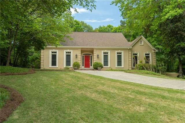 197 Sentinel Place SE, Marietta, GA 30067 (MLS #6712185) :: Tonda Booker Real Estate Sales