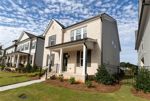 545 Turlington Place, Alpharetta, GA 30004 (MLS #6716416) :: North Atlanta Home Team