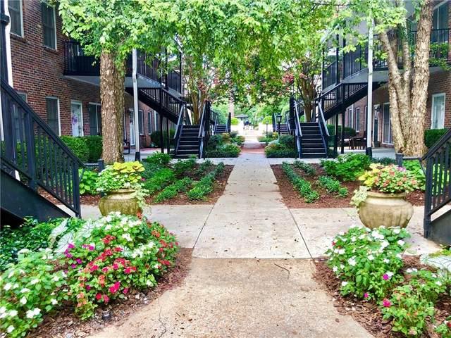 3675 Peachtree Road NE #32, Atlanta, GA 30319 (MLS #6723432) :: Compass Georgia LLC