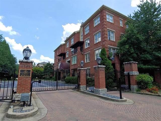 1735 Peachtree Street NE #406, Atlanta, GA 30309 (MLS #6738744) :: The Butler/Swayne Team