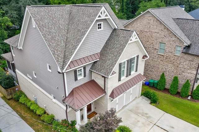 2477 Oostanaula Drive NE, Brookhaven, GA 30319 (MLS #6754330) :: North Atlanta Home Team