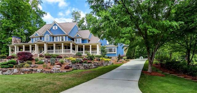 4894 Fitzpatrick Way, Peachtree Corners, GA 30092 (MLS #6859566) :: North Atlanta Home Team