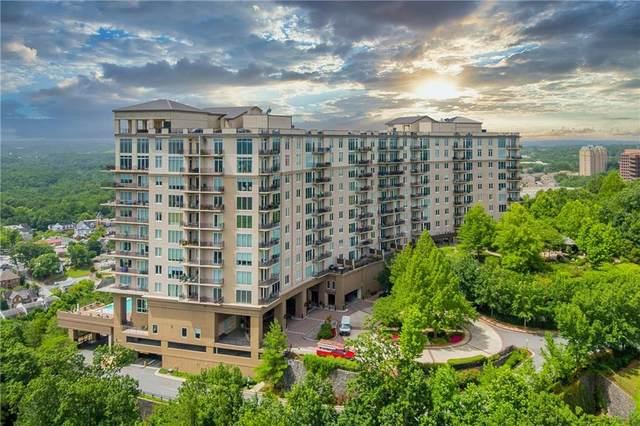 2950 Mount Wilkinson Parkway SE #505, Atlanta, GA 30339 (MLS #6938273) :: Dawn & Amy Real Estate Team
