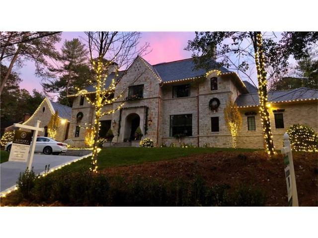 1800 Garraux Road NW, Atlanta, GA 30327 (MLS #5905116) :: North Atlanta Home Team