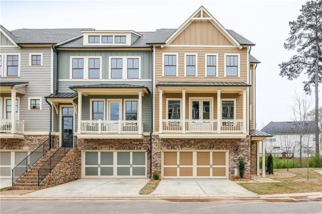101 Quinn Way #18, Milton, GA 30004 (MLS #5906796) :: Kennesaw Life Real Estate