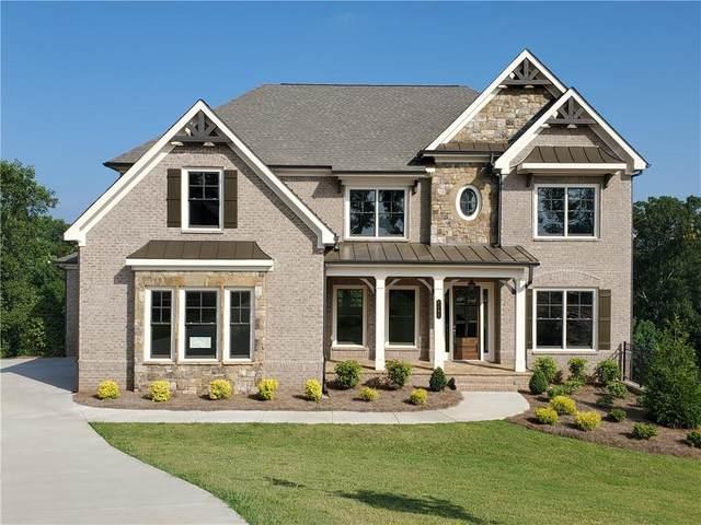 5483 Winding Ridge Trail, Buford, GA 30518 (MLS #6067328) :: Tonda Booker Real Estate Sales