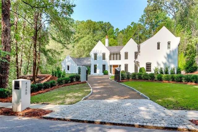 4360 E Conway Drive, Atlanta, GA 30327 (MLS #6544449) :: Path & Post Real Estate