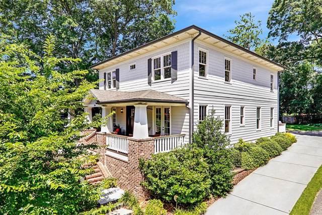 596 Sherwood Road NE, Atlanta, GA 30324 (MLS #6585697) :: North Atlanta Home Team