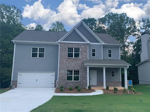 6640 Blue Cove Drive, Flowery Branch, GA 30542 (MLS #6637617) :: Charlie Ballard Real Estate