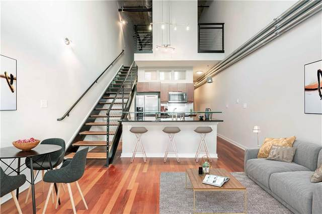 260 18th Street NW #10313, Atlanta, GA 30363 (MLS #6641669) :: The Zac Team @ RE/MAX Metro Atlanta