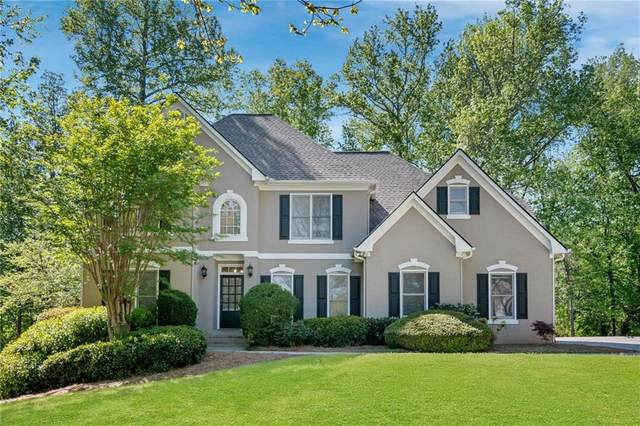 4320 Dorset Lane, Suwanee, GA 30024 (MLS #6669688) :: Tonda Booker Real Estate Sales