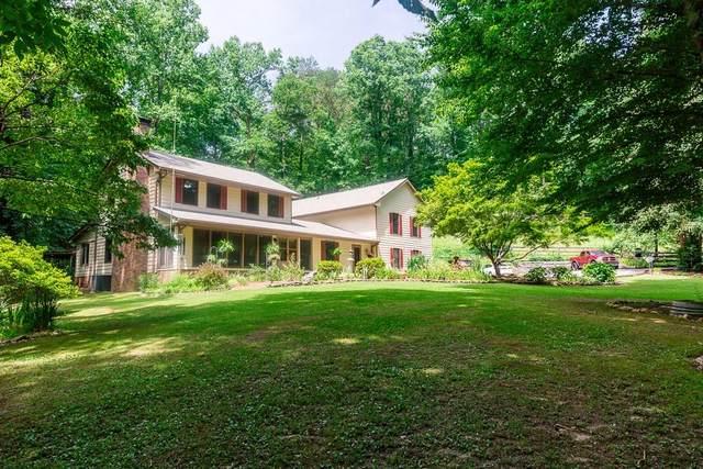 3264 Highway 9 S, Dawsonville, GA 30534 (MLS #6702510) :: RE/MAX Paramount Properties