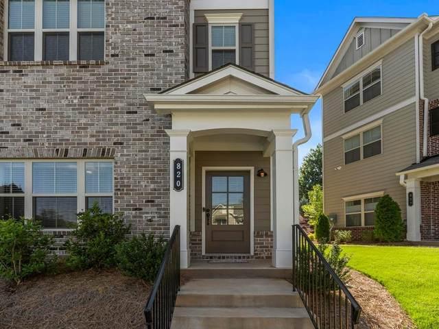 820 Caldwell Circle, Marietta, GA 30060 (MLS #6738041) :: North Atlanta Home Team