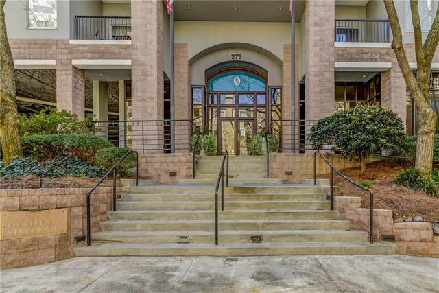 275 13th Street NE #405, Atlanta, GA 30309 (MLS #6741345) :: Lucido Global