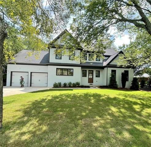 2068 Lee Road SE, Smyrna, GA 30080 (MLS #6819040) :: Kennesaw Life Real Estate