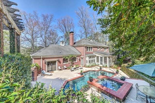 3650 Dumbarton Road NW, Atlanta, GA 30327 (MLS #6839740) :: AlpharettaZen Expert Home Advisors