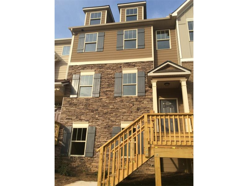 4208 Integrity Way #3, Powder Springs, GA 30127 (MLS #5693162) :: North Atlanta Home Team