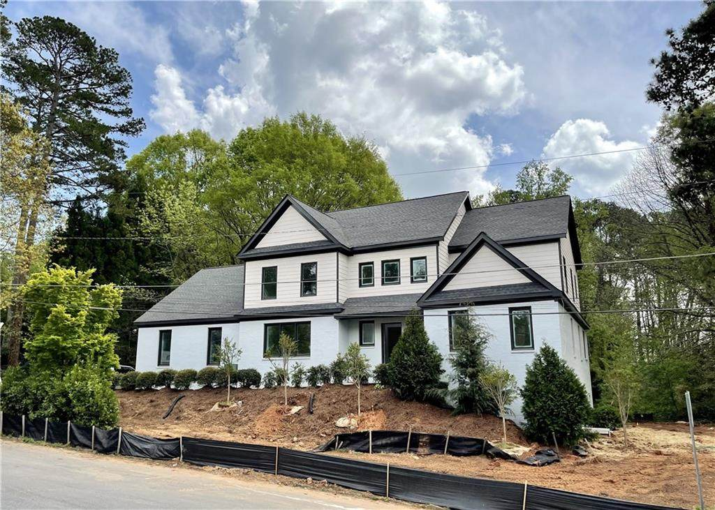 4685 Powers Ferry Road - Photo 1