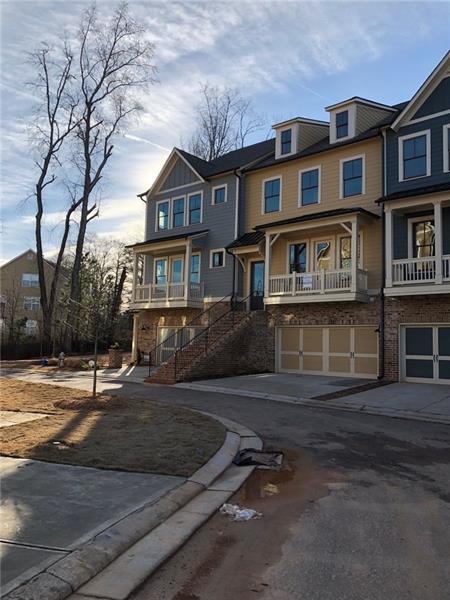 84 Green Road #16, Milton, GA 30004 (MLS #5816079) :: The Justin Landis Group