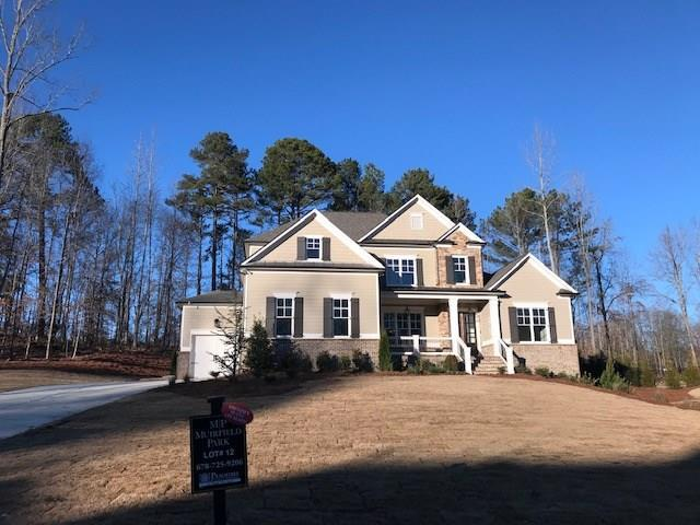 3565 Muirfield Drive, Milton, GA 30004 (MLS #6005890) :: North Atlanta Home Team