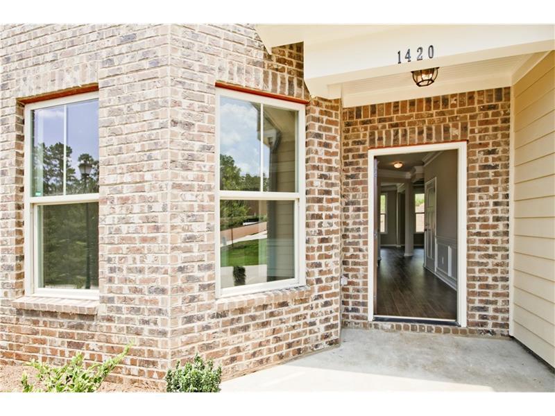 1535 Ox Bridge Way, Lawrenceville, GA 30043 (MLS #5728459) :: North Atlanta Home Team