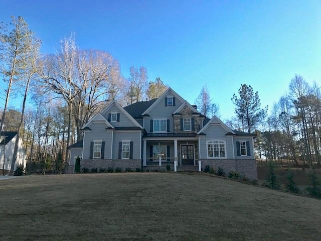 3640 Muirfield Drive, Milton, GA 30004 (MLS #5966537) :: North Atlanta Home Team