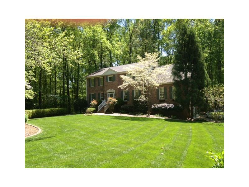 535 Keeler Woods Drive NW, Marietta, GA 30064 (MLS #5722781) :: North Atlanta Home Team