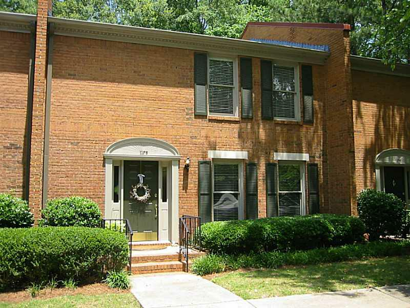 1173 Morningside Place #1173, Atlanta, GA 30306 (MLS #5021482) :: The Zac Team @ RE/MAX Metro Atlanta