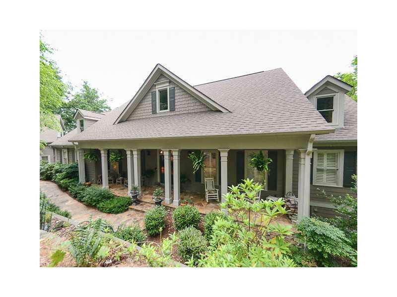 154 Wild Turkey Bluff, Big Canoe, GA 30143 (MLS #5029231) :: North Atlanta Home Team