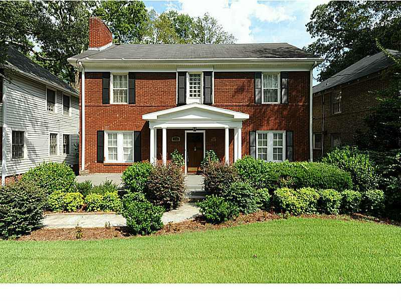 1105 Briarcliff Road NE, Atlanta, GA 30306 (MLS #5043255) :: The Zac Team @ RE/MAX Metro Atlanta
