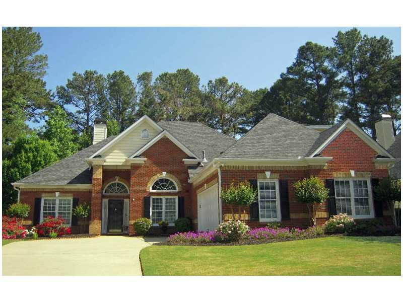 4195 Haynes Mill Court, Kennesaw, GA 30144 (MLS #5047105) :: Dillard and Company Realty Group