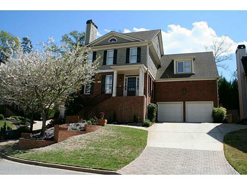 1128 Vinings Grove Way, Smyrna, GA 30082 (MLS #5099431) :: The Zac Team @ RE/MAX Metro Atlanta