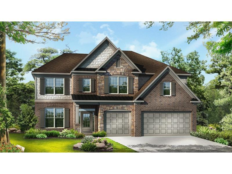 6073 Golfview Crossing, Locust Grove, GA 30248 (MLS #5568066) :: North Atlanta Home Team