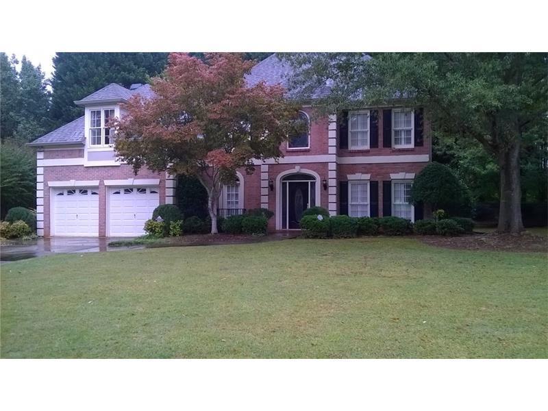 360 Coleraine Place, Roswell, GA 30075 (MLS #5599876) :: North Atlanta Home Team