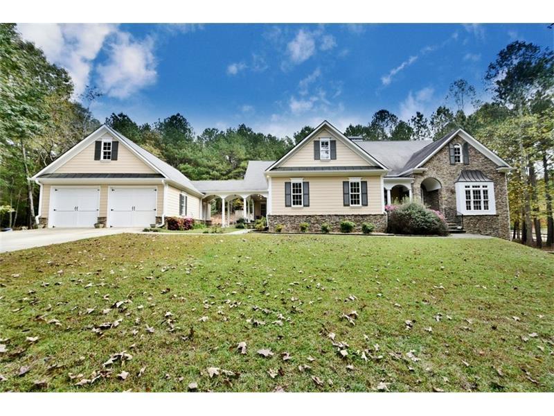 13 Percheron Trail, White, GA 30184 (MLS #5609543) :: North Atlanta Home Team