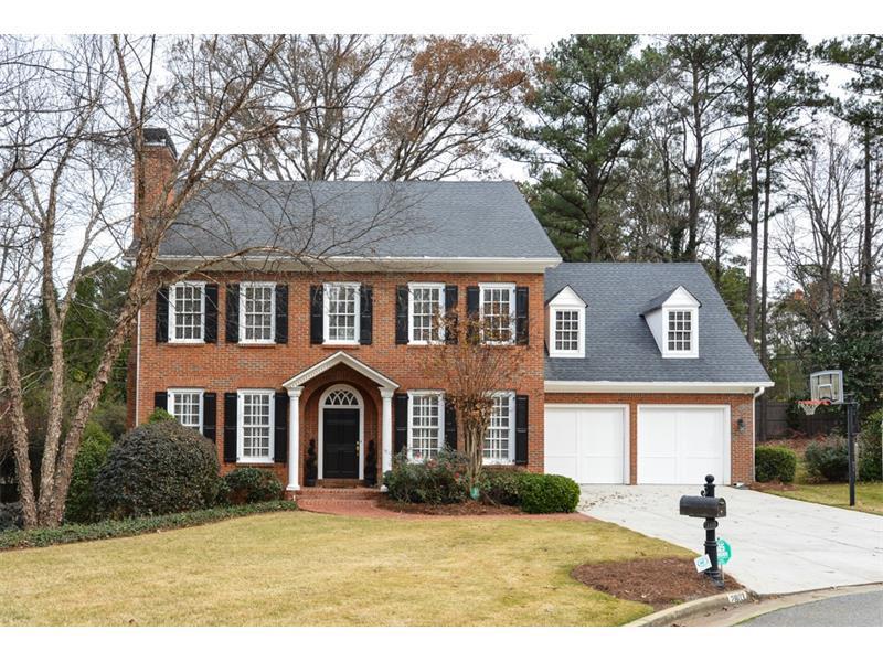 2803 Payton Oaks Drive, Atlanta, GA 30345 (MLS #5624183) :: North Atlanta Home Team