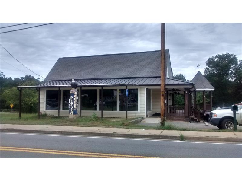 6874 Reinhardt College Parkway, Waleska, GA 30183 (MLS #5637840) :: North Atlanta Home Team